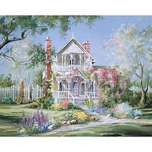 Картина за номерами Чарівний сад