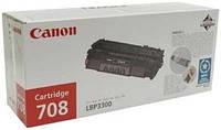 Картридж Canon 708 LBP3300/3360, HP Q5949A LJ 1160/1320/3390/3392 Black (2500 стр)