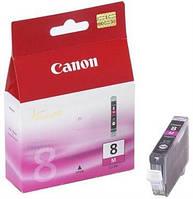 Чернильница Canon CLI-8M (Magenta) iP4300/4500/ 5300/6700D, iX4000/5000, MP500/530/800/830,Pro9000