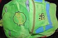 Рюкзак Макквин зеленый.