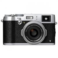 Цифр. фотокамера Fujifilm FinePix X100T Silver