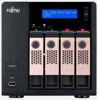 Система хранения данных FUJITSU CELVIN NAS Server Q802 w/o HDD INT