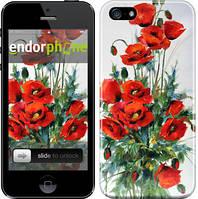 """Чехол на iPhone 5s Маки """"523c-21"""""""