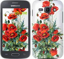 "Чохол на Samsung Galaxy J1 (2016) Duos J120H Маки ""523u-262"""