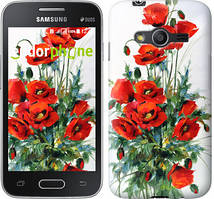 "Чехол на Samsung Galaxy Ace 4 G313 Маки ""523u-207"""