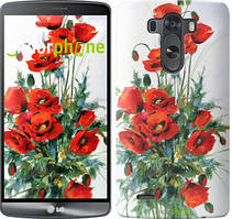 """Чехол на LG G4 H815 Маки """"523u-118"""""""