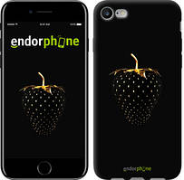 """Чехол на iPhone 7 Черная клубника """"3585c-336"""""""