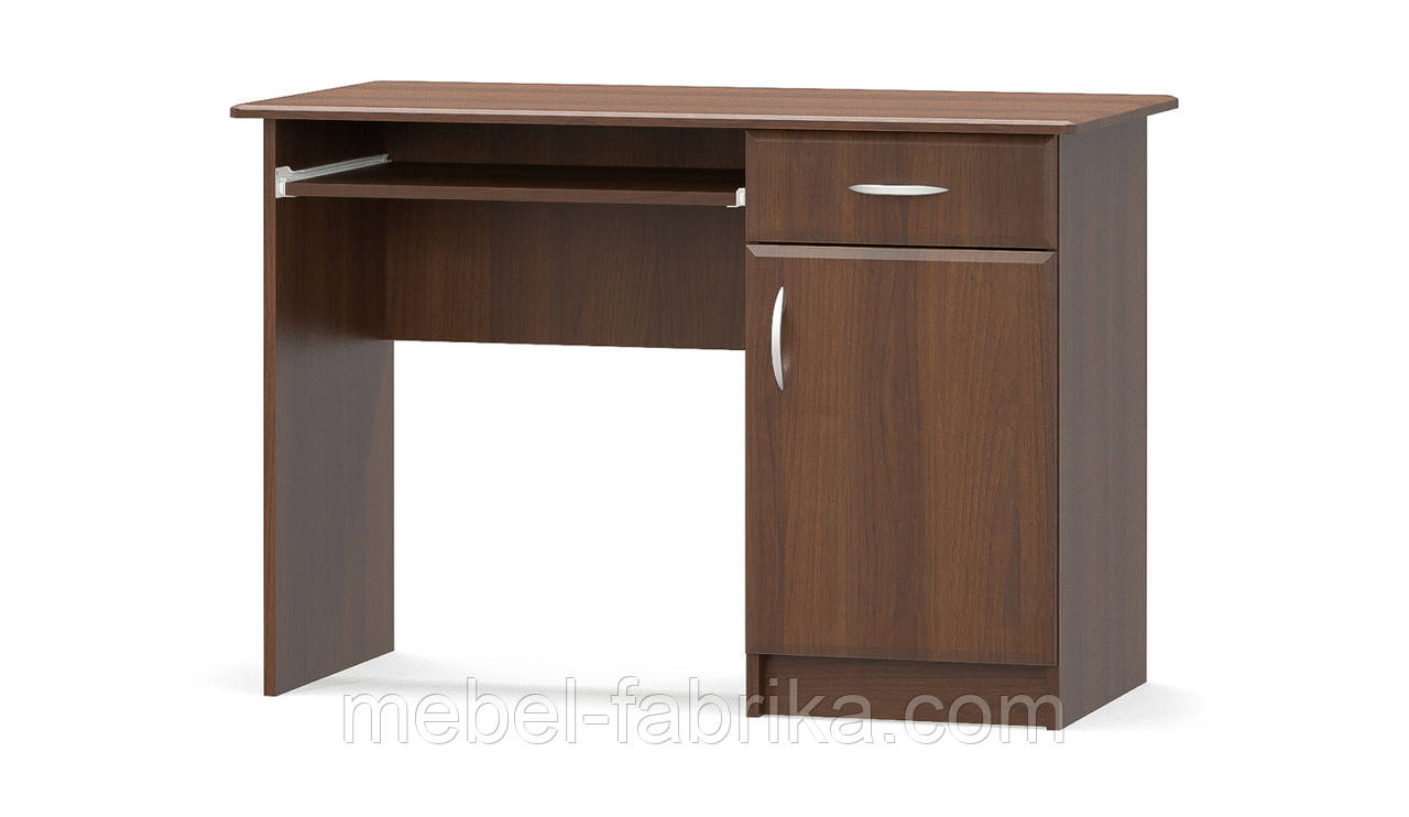 Стол письменный 1-тумбовий  Мебель-Сервис