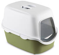 Stefanplast Cathy Filter-туалет с фильтром для кошек  56 х 40 х 40 см (97586)