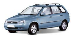 Автомобильные стекла для ВАЗ 1117 (калина)