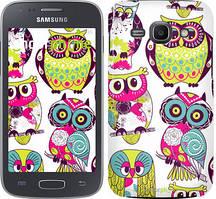 "Чохол на Samsung Galaxy J1 (2016) Duos J120H Сови ""1805u-262"""