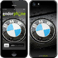 """Чехол на iPhone 5s BMW """"845c-21"""""""