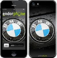 """Чехол на iPhone 5 BMW """"845c-18"""""""