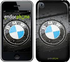 "Чехол на iPhone 3Gs BMW ""845c-34"""
