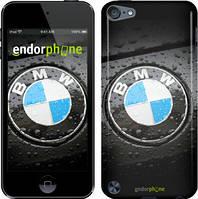 Чехол на iPod Touch 5 Черный, BMW