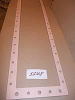 """Прокладка бачка радиатора """"Дон"""" (верхняя/нижняя), 250У.13.011  трактора, грузовой машины, тягача, эскаватора, спецтехники"""