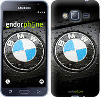 Чехол на Samsung Galaxy J3 Duos (2016) J320H Черный, BMW