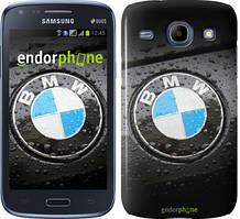 Чехол на Samsung Galaxy J1 Ace J110H Черный, BMW