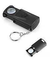 Лупа Magnifier 21008A карманная выдвижная20-кратноеувеличение 21мм