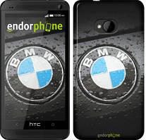"Чехол на HTC One M7 BMW ""845c-36"""