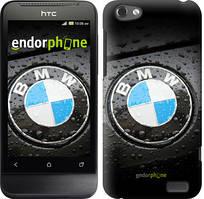 "Чехол на HTC One V t320e BMW ""845u-227"""