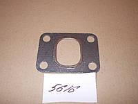 Прокладка турбокомпрессора СМД-14-24 (4-х шпил.), 19-28с8