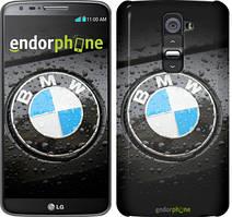 """Чехол на LG G2 BMW """"845u-37"""""""