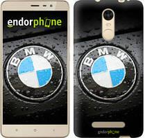 "Чехол на Xiaomi Redmi Note 4 BMW ""845c-352"""