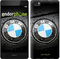 "Чехол на Huawei Ascend P8 Lite BMW ""845u-126"""