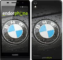 "Чехол на Huawei Y6 II BMW ""845u-338"""