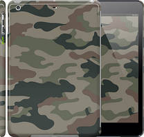 "Чехол на iPad 5 (Air) Камуфляж v3 ""1097c-26"""