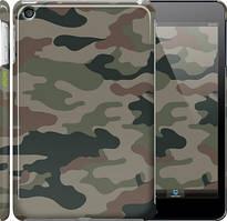 """Чехол на iPad mini 3 Камуфляж v3 """"1097c-54"""""""