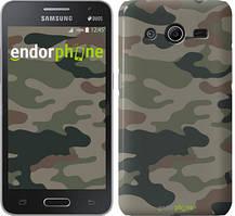 "Чехол на Samsung Galaxy Core 2 G355 Камуфляж v3 ""1097c-75"""