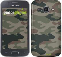 """Чохол на Samsung Galaxy J1 (2016) Duos J120H Камуфляж v3 """"1097u-262"""""""
