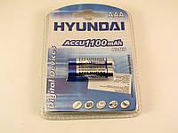 Аккумулятор Hyundai NiMH AAA 1100mAh 1,2V, фото 1