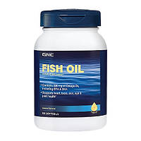 GNC FISH OIL (90  caps) Рыбий жир