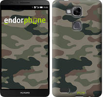 """Чохол на Huawei Ascend Mate 7 MT7-L09 Камуфляж v3 """"1097u-140"""""""