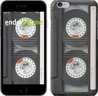 """Чехол на iPhone 6 Plus Кассета """"876c-48"""""""