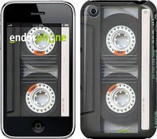 """Чехол на iPhone 3Gs Кассета """"876c-34"""""""