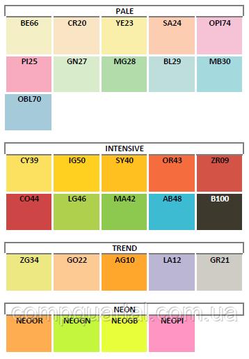 Папір кольоровий 80г/м, А3 500арк. Mondi IQ (Червоний)