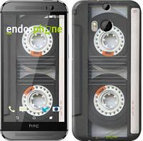 "Чехол на HTC One M8 Кассета ""876c-30"""
