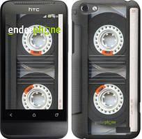 """Чехол на HTC One V t320e Кассета """"876u-227"""""""