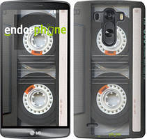 """Чехол на LG V10 H962 Кассета """"876u-370"""""""