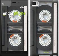 "Чехол на Xiaomi Mi3 Кассета ""876u-170"""