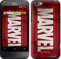 "Чехол на HTC One V t320e Marvel ""2752u-227"""