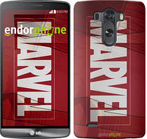 """Чехол на LG V10 H962 Marvel """"2752u-370"""""""