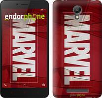 "Чехол на Xiaomi Redmi Note 2 Marvel ""2752c-96"""