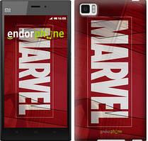 "Чехол на Xiaomi Mi3 Marvel ""2752u-170"""