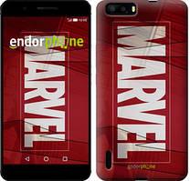 "Чехол на Huawei P9 Marvel ""2752u-347"""