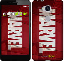 "Чехол на Huawei Honor 5X Marvel ""2752u-176"""